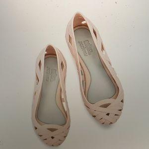 JASON WU X MELISSA: Pink Jelly Shoes